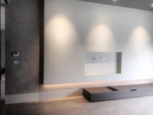 Toorak polished plaster