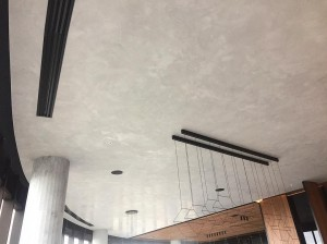 Polished plaster Melbourne